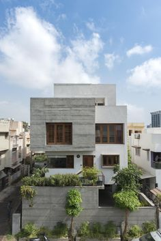 Completed in 2017 in Surat, India. Images by Photographix | Sebastian + Ira. The H-Cube House in Surat strikes a contemporary and modern note in a nondescript urban milieu. Bagged with the help of positive word of mouth, this...