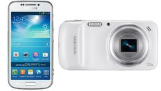 Samsung presenta oficialmente el Galaxy S4 Zoom, la combinación de básicamente el Galaxy S4 Mini con una cámara digital de 16 megapíxeles que ofrece zoom óptico de hasta 10x. http://gabatek.com/2013/06/12/tecnologia/samsung-galaxy-s4-zoom-celular-camara-16-mp/