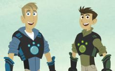 Wild Kratts birthday party theme.  I have been wracking my brain thinking of activities.  I didn't even think of the creature power suits!
