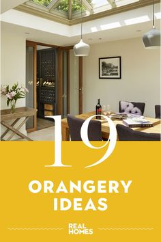 These orangery ideas can help you create a stunning glazed extension. Here's all you need to know about period and modern additions, from costs to planning. #orangery #extensionideas #houserenovation Glass Boxes, Extensions, Living Spaces, Extension Ideas, How To Plan, Building, Modern, Period, Create