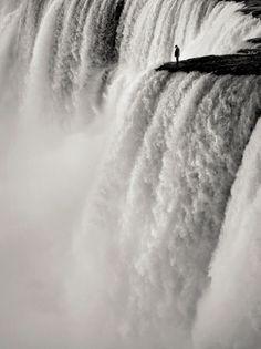 Amazing waterfall.