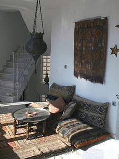 Turkish seating corner