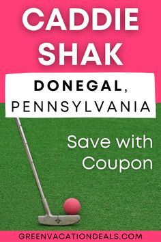 Promo code, coupon, discount price for Caddie Shak Family Fun Center in Donegal, Pennsylvania. Mini golf, go-karting, rides, bumper boats, driving range... Great if you're looking for things to do with kids (or all ages) in Donegal, Pennsylvania. #Pittsburgh #Donegal #Pennsylvania #WesternPA #gokart #gokarting #minigolf #PuttPuttGolf #PuttPutt #rides #familyfun #bumperboats #WestViginia #WV #golf #Morgantown #golfer Pennsylvania Pittsburgh, Putt Putt Golf, Karting, Vacation Deals, Donegal, Go Kart, Discount Price, Family Activities, Best Part Of Me