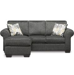 Alfresco Sofa Chaise & Ottoman
