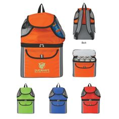 #3026 All-In-One Insulated Beach Backpack