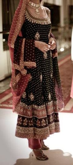 beautiful anarkali