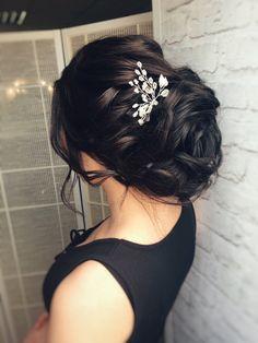 Причёска невесты  Wedding 2017