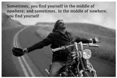 I love this feeling! Link leads to; 4 Amazing Motorcycle Road Trips