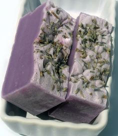 Vanilla Lavender Soap Bar with Vitamin E Oil