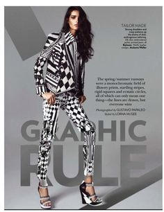 Atalanta Weller wedges pack a monochrome punch in Vogue India. Get the look! http://www.harveynichols.com/womens/categories-1/designer-shoes/wedges/s450353-wolfe-leather-wedge-sandals.html?colour=BLACK+AND+WHITE