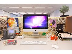4 Mind-Blowing Desk Makeovers That�ll Make You Insanely Productive