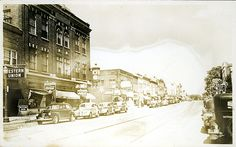 West Lincolnway, 1941 - Valparaiso, Indiana Turning Thirty, Valparaiso Indiana, Home Again, Childhood Memories, History, City, Outdoor, Outdoors, Historia