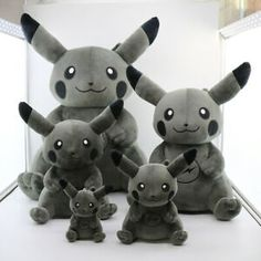 7ae2c2fdd059 Japan Fragment Pokemon pikachu Plush Doll Toy fragment design  Pokémon15/20/30cm Look for