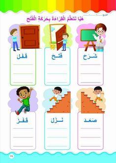 Arabic Verbs, Write Arabic, Arabic Alphabet Letters, Arabic Alphabet For Kids, Arabic Handwriting, Arabic Lessons, Learning Cards, Arabic Language, Learning Arabic