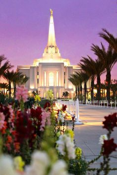 Gilbert, AZ LDS temple
