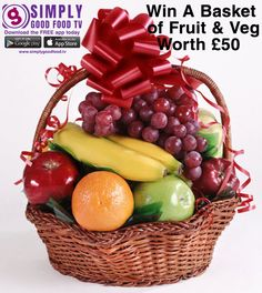 Gift Ideas – Dyste's Food Pride in Hankinson, ND Fruit And Veg, Fresh Fruit, Mother's Day Gift Baskets, Fruit Gifts, Fruits Basket, Healthy Fruits, Appetizer Recipes, New Recipes, Good Food