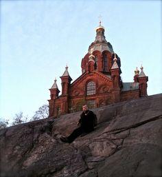 Uspenskin katedraali Katajanokka