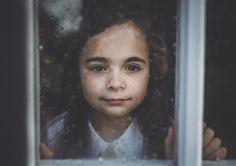 Through the window - Stunning Portraits