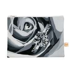 """NL Designs """"Happy Engagement"""" Gray White Everything Bag from KESS InHouse"""