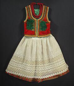 dress of Krakow at Christmas