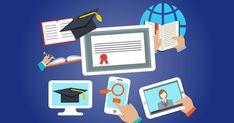 Que es el e-learning ventajas E Learning, Learning Courses, Learning Resources, Blended Learning, Learning English, Education Quotes For Teachers, Education College, Online College, Recherche Internet