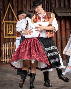 Slovakia Folk Costume, Costumes, Folk Clothing, European Countries, Czech Republic, Lace Skirt, Culture, Embroidery, Skirts