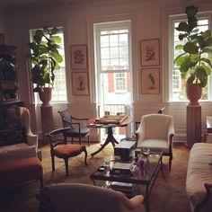 Apartment of John Pope, Charleston