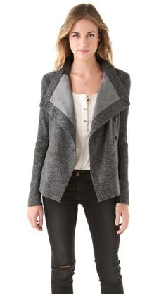ELIZABETH AND JAMES Jackets for Women | Elizabeth and James Victor jacket