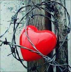 Corazón con espinas