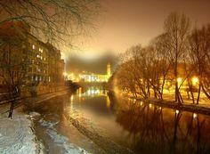 Oradea, Romania. So familiar!!