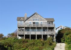 Twiddy Outer Banks Vacation Home - Lofty View - Duck - Semi-Oceanfront - 4 Bedrooms