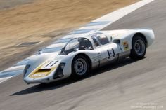 Jeff Zwart's 1966 Porsche 906.