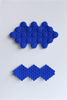 Experiments on Heat-Setting - Tiffany Loy