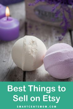 Check out this great list of the best things to sell on Etsy and start making extra money today.   Smart Cents Mom Earn Extra Cash, Making Extra Cash, Extra Money, Make Easy Money Online, Way To Make Money, Diy Projects Cans, Easy Projects, Online Side Jobs, Local Craft Fairs