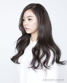 Narci Bold Wave 나르시 볼드 웨이브 Hair Style by Chahong Ardor