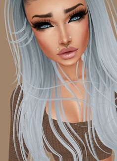 Imvu Grey It S The New Blonde