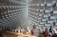 BIG - Bjarke Ingels Group, Iwan Baan, Luc Boegly, Sergio Grazia, Laurian Ghinitoiu · Serpentine Pavilion 2016
