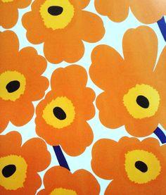 Marimekkos #art #marimekko #flowers