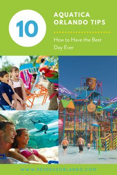 Before you head to a day of sunshine and splashing, make sure you read these 10 Aquatica Orlando tips and have the greatest day ever!