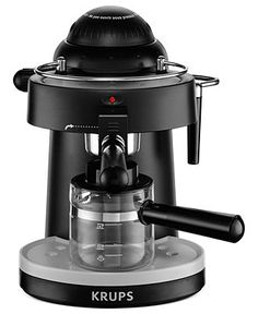 The perfect espresso? Yes, please! Krups espresso maker