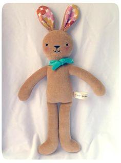Hunny Bunny stuffed animal | Craftsy