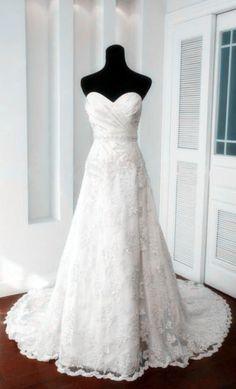Robe mariage vintage