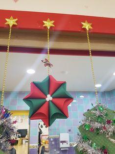 크리스마스 모빌 크리스마스카드 쉬운크리스마스모빌 : 네이버 블로그 Christmas Origami, Christmas Tree Crafts, Christmas Clipart, Christmas Activities, Christmas Projects, Winter Christmas, Christmas Time, Christmas Wreaths, Christmas Decorations