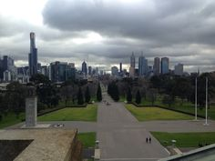 Melbourne | The Shrine