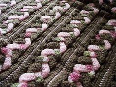 CROCHET BLANKET PATTERN Weaves Baby Blanket