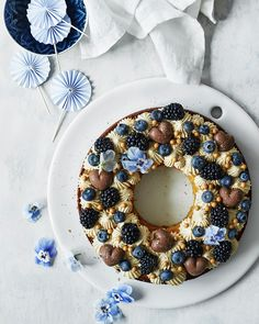 Sweet Recipes, Cake Recipes, Dessert Recipes, Crazy Cakes, Food Cakes, Pretty Cakes, Let Them Eat Cake, No Cook Meals, No Bake Cake