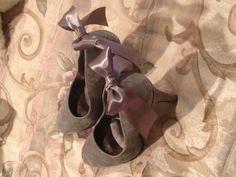DIY bow heels!