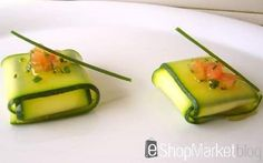 Appetizers to surprise, recipe menu Gourmet Appetizers, Best Party Food, Star Food, Food Garnishes, Food Decoration, Molecular Gastronomy, Appetisers, Food Presentation, Creative Food