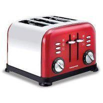 Need a new toaster? Our focus on this gorgeous Morphy Richards product. Combining beauty with functionality. Visit CAW 3rd Generation now to see our wide range!