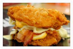 The KFC Double Down